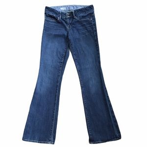 Gap 1969 Mid-rise Perfect Boot Jeans   27 / 4r
